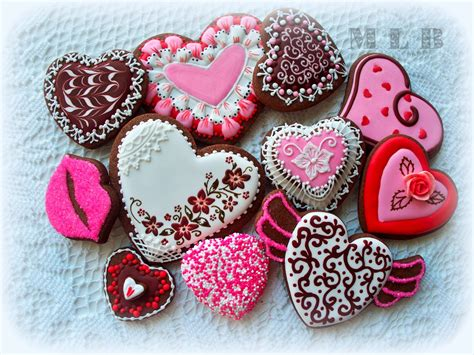valentines day cookies my bakery s day cookies part 1