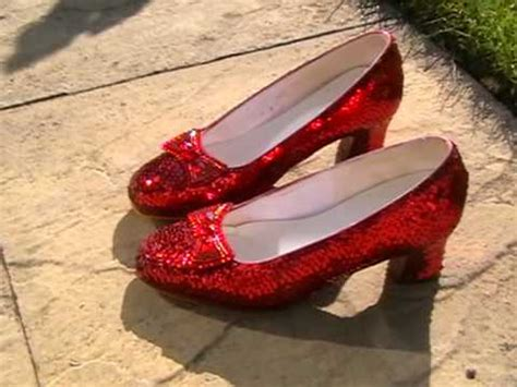 how to make ruby slippers replica dorothy ruby slippers made by tracy