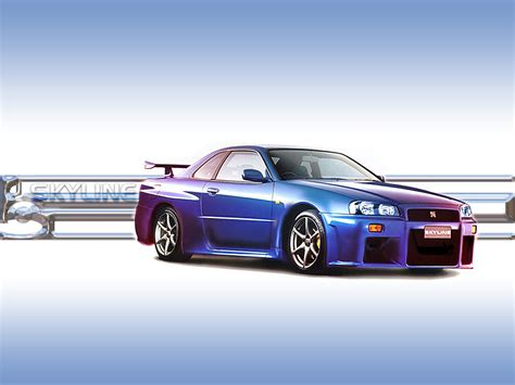Nissan Skyline Cars Wallpaper 2386185 Fanpop