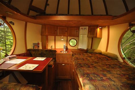 wicked bathroom suites canada s giant spherical treehouse hotels let you sleep in