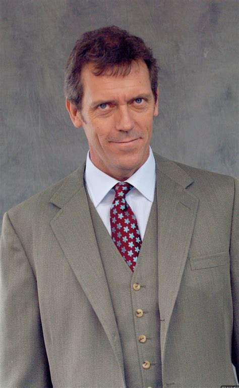 hugh laurie picture of hugh laurie