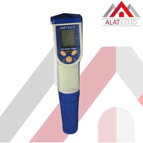 Alat Pengukur Nilai Ph alat ukur ph amtast amt01 distributor alat ukur dan uji