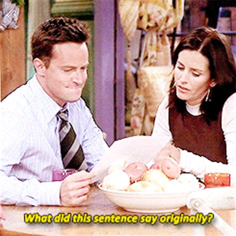 matthew perry teacher matthew perry friends gif find share on giphy
