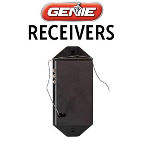 Genie Garage Door Receiver Genie Garage Door Receivers And Parts
