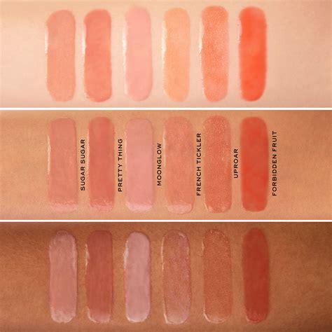 Make Liquid Sheer Lipgloss enamored hi shine gloss lip lacquer marc