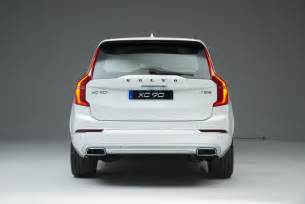 Volvo Xc90 Back New 2015 Volvo Xc90 Revealed Pictures Auto Express