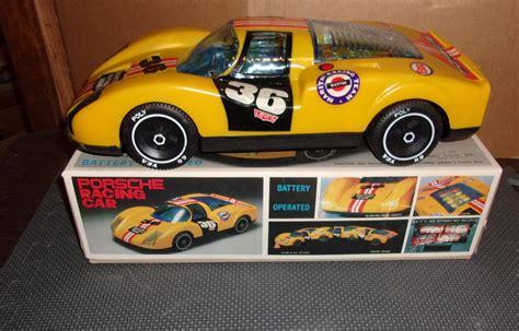vintage porsche racing vintage 1980s porsche racing car battery operated 36