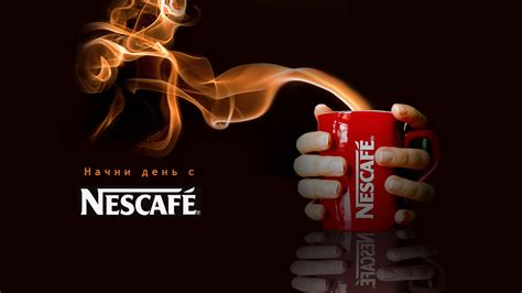 coffee logo wallpaper nescafe hd wallpapers