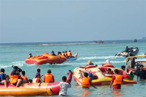 speed boat pulau tidung pulau tidung destinasi wisata di utara jakarta palapa news