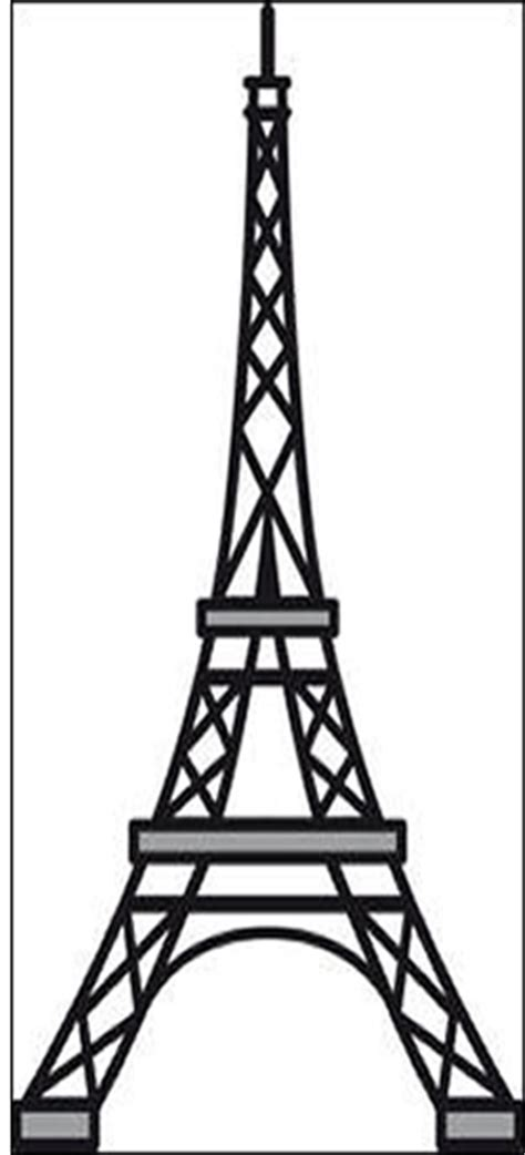 eiffel tower template eiffel tower template cake ideas and designs