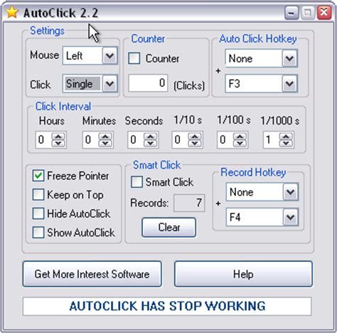 Auto Clicker 2 0 Free Download by Autoclick 2 2 Free Download Antivirus 2018 Download Full