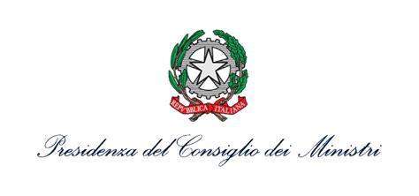 logo presidenza consiglio dei ministri 28 images logo