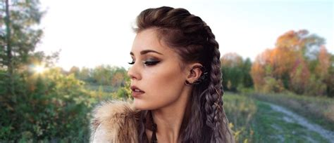 how to do your hair like vikings lagertha 37 best medieval tudor elizabethan style images on