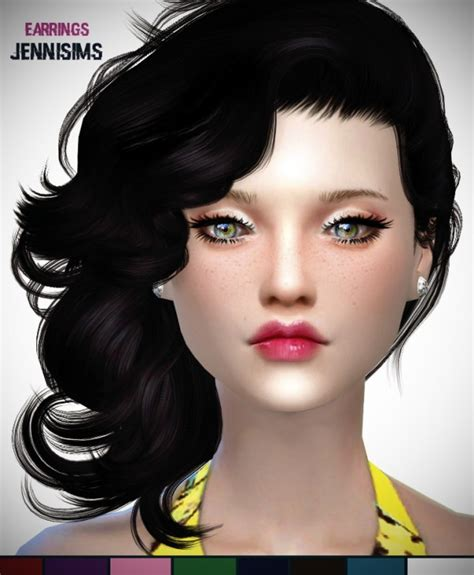 bow eye hair accessory at jenni sims 187 sims 4 updates accessories archives page 187 of 317 sims 4 downloads