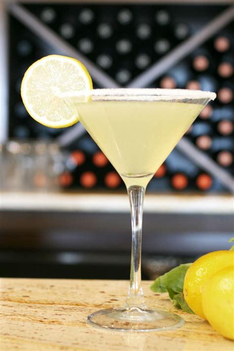 martini basil lemon basil crush martini sobieski cytron vodka fresh