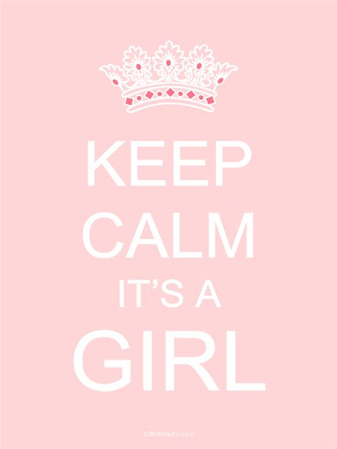 imagenes de keep calm its a girl free printable keep calm it s a baby boy or girl posters