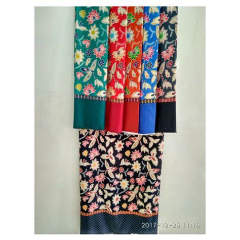 Kain Batik Semisutra Halus Murah kain batik semi halus suro fashion batik indonesia