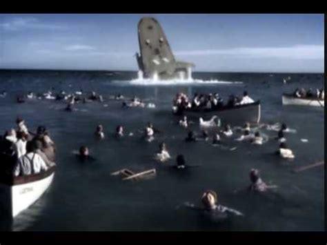 titanic movie boat sinking scene titanica final sinking scene edit 2 youtube