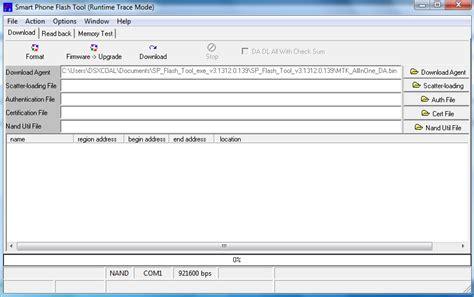 tutorial flash zyrex za966 celluler13 blogspot com smartphone flash tool v3 1312