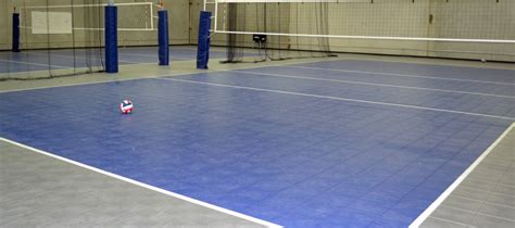 Karpet Volly flooring for indoor courts 187 mateflex