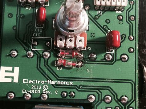 germanium diode soul food electro harmonix soul food with germanium diode mod reverb