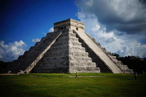 imagenes piramides mayas descubren que pir 225 mide maya est 225 construida sobre un
