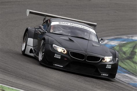 bmw race cars 2011 bmw z4 gt3 race car gets updated the torque report
