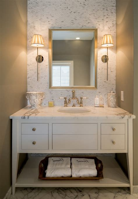 powder room vanity transitional powder room vanity powder room transitional