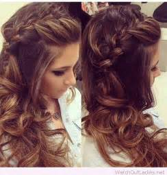 pictures of hair do s back dise and front views 626 best images about peinados on pinterest bridal updo
