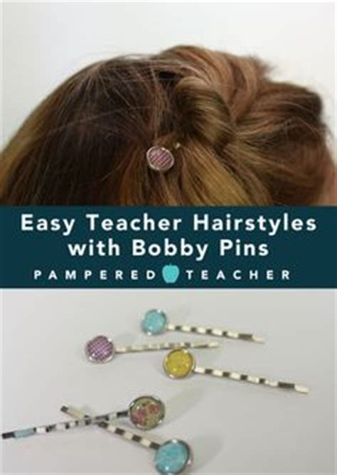 school hairstyles with bobby pins 1000 images about all things on