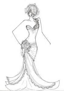 Fashion Coloring Page free fashion coloring pages