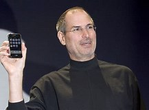 Image result for iPhone Steve Jobs