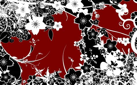 black and white japanese wallpaper wallpapers flower art wallpapers