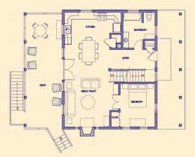 Floor Plans For Cabins by Cabin Floorplans Studio Design Gallery Best Design