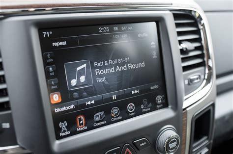 ram truck radio 2013 ram radios autos weblog