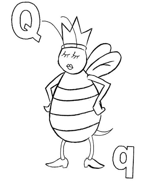 queen bee coloring page pinterest discover and save creative ideas