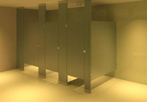 Ceiling Mounted Toilet Partitions by American Sanitary Partition Corp Compartments And
