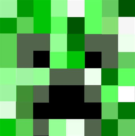 minecraft coloring pages creeper face creeper face icon by mistahdisgustingo minecraf