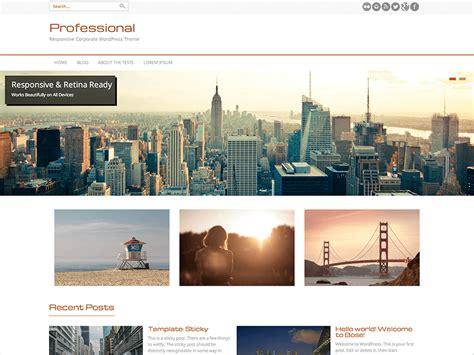themes wordpress professional free theme directory free wordpress themes