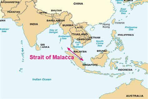 strait of map strait of malacca