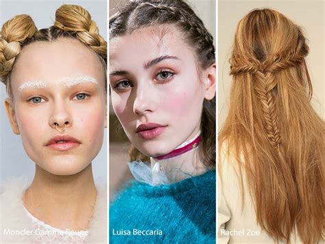 hairstyles 2017 trends fall winter 2016 2017 hairstyle trends fashionisers
