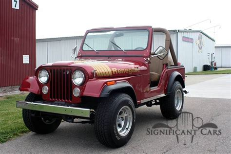 jeep wrangler 1980 1980 jeep wrangler for sale used cars on buysellsearch