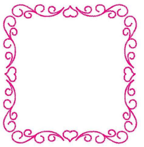 heart pattern frame heart frame embroidery design annthegran