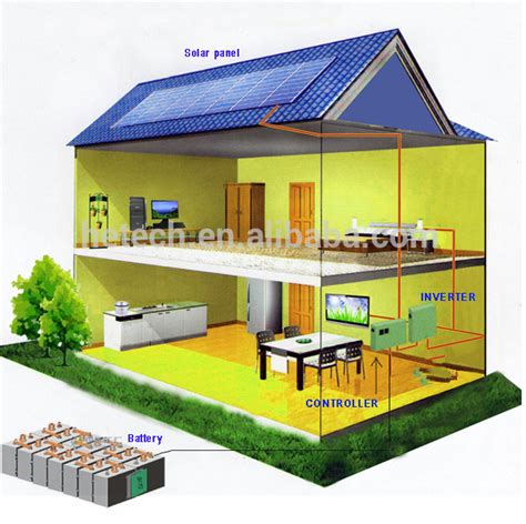 best price whole complete home use grid 5kw home solar