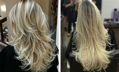 hair styles cut hair in layers and make curls or flicks 31 beautiful long layered haircuts stayglam