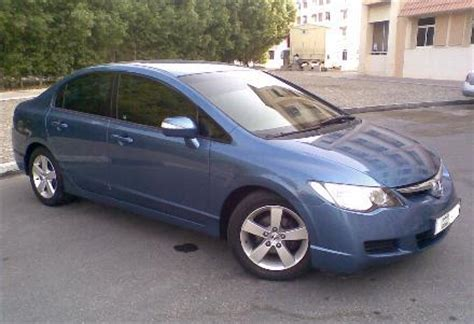 honda civic   blue color  sale dubai uae  classifieds muamat