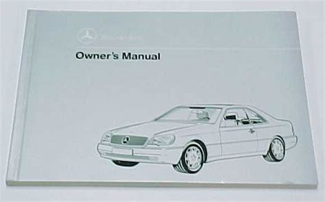 car owners manuals for sale 1995 mercedes benz sl class head up display mercedes benz passenger car literature