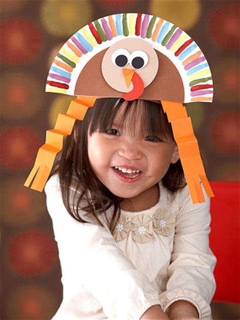 pilgrim craft for celebrate thanksgiving makes these and festive headpieces