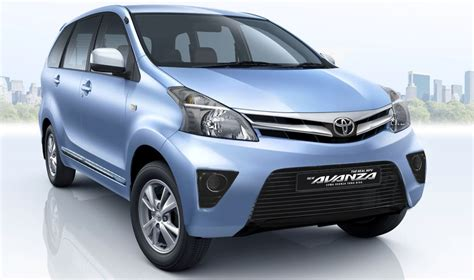 Lu Depan Toyota Avanza harga toyota avanza 2017 daftar harga terbaru 2017