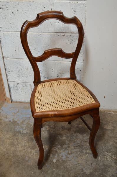 recaning a chair bottom furniture repairs seating repairs